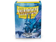 Dragon Shield Card Sleeves: Matte Petrol (100)