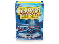 Dragon Shield Card Sleeves: Matte Blue (100)