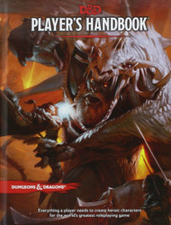 Dungeons & Dragons 5th Edition RPG: Player's Handbook (Hardcover)