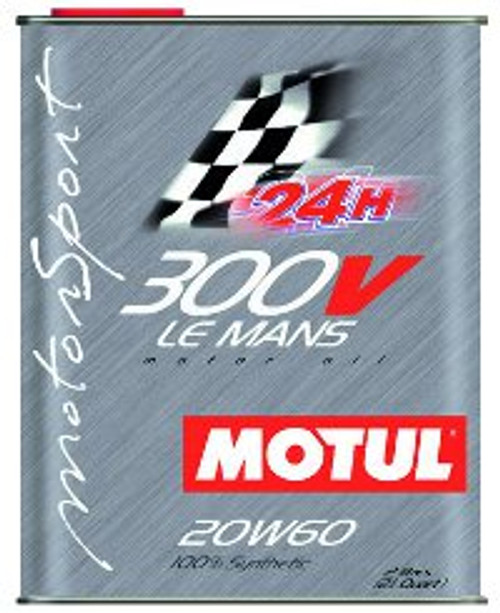 Motul 300V 20W60 Le Mans, 2 lit.