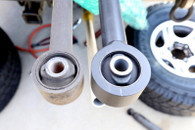 Landtank Lower Control Arms with OEM Toyota Bushings