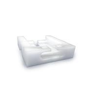 80 Series Gentex Mirror Block (GMB-1)
