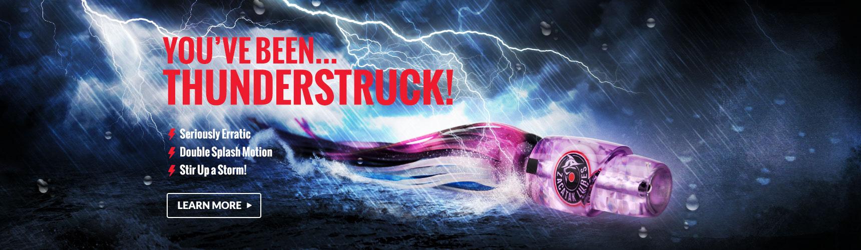 Thunderstruck Game Fishing Lure