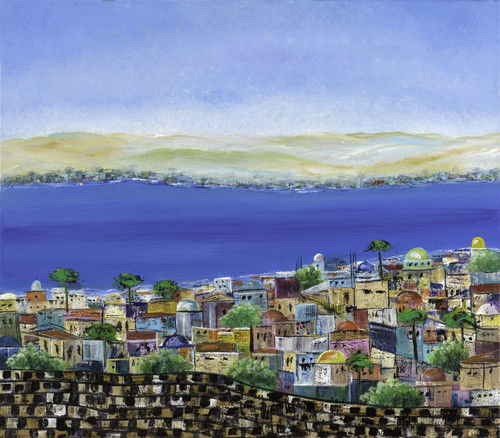 Tiberias Original By Victor Shrem