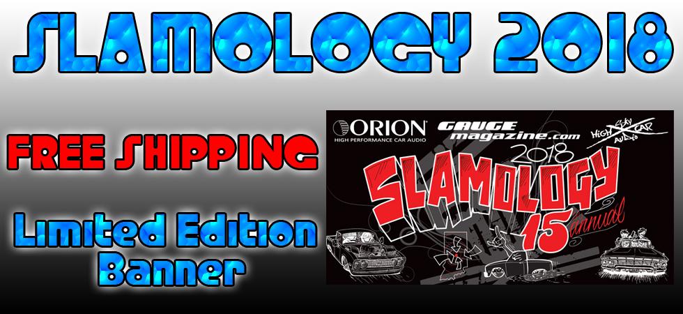 slamology 2018 Banner