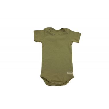 Natural Undyed Green Organic Cotton