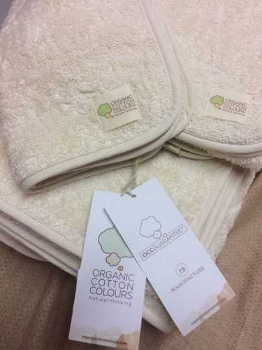 Soft and luxurious certified natural cotton