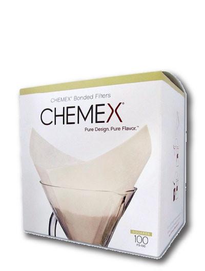 CHEMEX Filter Prefolded Square 100