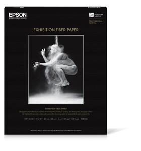 "Epson Exhibition Fiber Paper S045189 24"" X 50' Roll"
