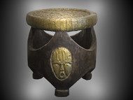BaKota Ceremonial Stool, Kota Peoples, Gabon