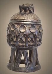 Divination Pot, Bamileke Peoples, Cameroon