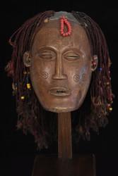 A Fine Female (Pwo) Mask