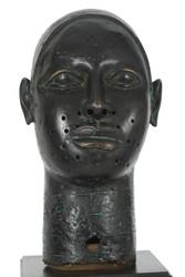 Commemorative Head of a King (Oba)