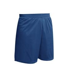 Gym Mesh Shorts Adult N/B