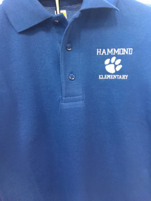 Hammond Pique Polo Youth