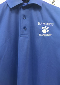 Hammond Dri-fit Youth Polo