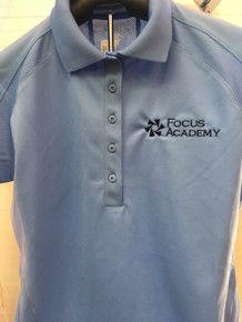 Focus Ladies Fit S/S Dri-fit Polo