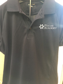 Focus Men S/S Dri-fit Polo 2XL/4XL