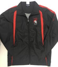 Slam High School Color-block Jacket