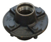 SpaDolly Axle Hub