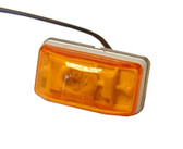 LED Amber Side Marker Light