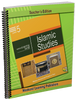 The Annotated Teacher's Manual corresponds to the Islamic Studies Level 5. This manual is the same edition as the student textbook, but it provides additional details, answers and teaching tips.