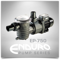 Poolrite Enduro 750 Pump 1hp
