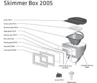 Zodiac 2005 Skimmer Basket