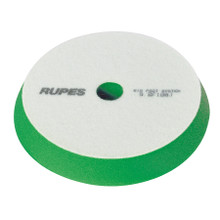 "Rupes Foam Pad Medium Green 7"" (155mm/180mm)"