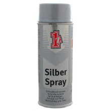 1z Einszett Silver Spray Wheel Paint 400 ml