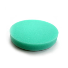 Buff and Shine Green Foam Polishing Pad 6""