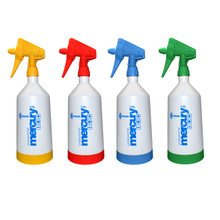 Kwazar 1L Mercury Pro+ Sprayer Blue - Color Coded (4 Pack)