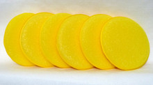 Sonus Yellow Foam Applicator - 6 Pack