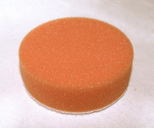 "Lake Country Hydrotech Tangerine Polishing Pad 3"" Low Profile"