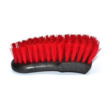 Wheel Woolies Carpet & Upholstery Red Nylon Brush