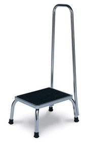 Winco 4230 Chrome Footstep with Handle