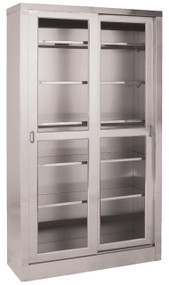 UMF SS7816 Stainless Steel Storage Cabinet