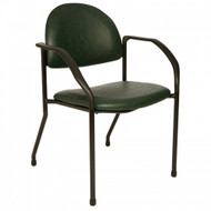 Brewer Side Chair, with armrests