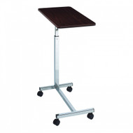"""Brewer Overbed Table, """"H"""" Base"""