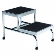 Brewer Bariatric Step Stool, Double