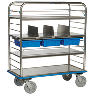 Pedigo CDS-148 Distribution Carts