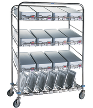 Pedigo CDS-160 Instrument Container Wash Carts