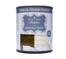 Chantilly White Chalk Finish Paint
