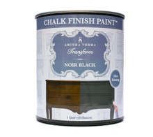 Noir Black Chalk Finish Paint