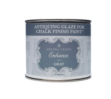 Enhance Antiquing Gray Glaze