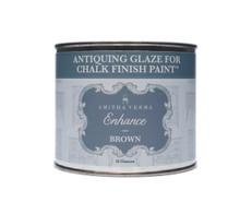 Enhance Antiquing Brown Glaze