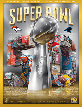 OFFICIAL SUPER BOWL 50 NATIONAL PROGRAM (2016)