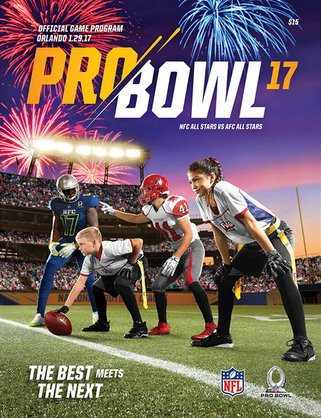 OFFICIAL 2017 PRO BOWL PROGRAM