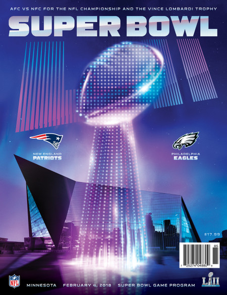 OFFICIAL SUPER BOWL 52 NATIONAL PROGRAM (2018)