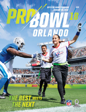 Official 2018 Pro Bowl Program